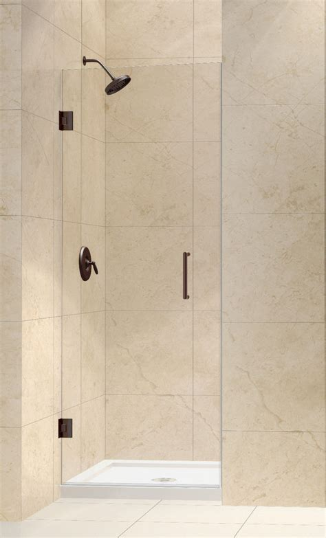 23 Shower Door Unidoor 23 Quot X 72 Quot Dreamline Frameless Shower Door 3 8