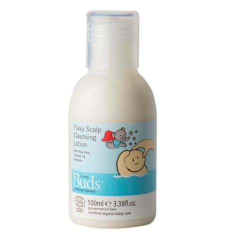 Buds Flaky Scalp Cleansing Lotion buds organics flaky scalp cleansing lotion 100ml