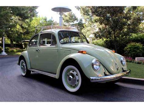1968 volkswagen for sale 1968 volkswagen beetle for sale on classiccars 10