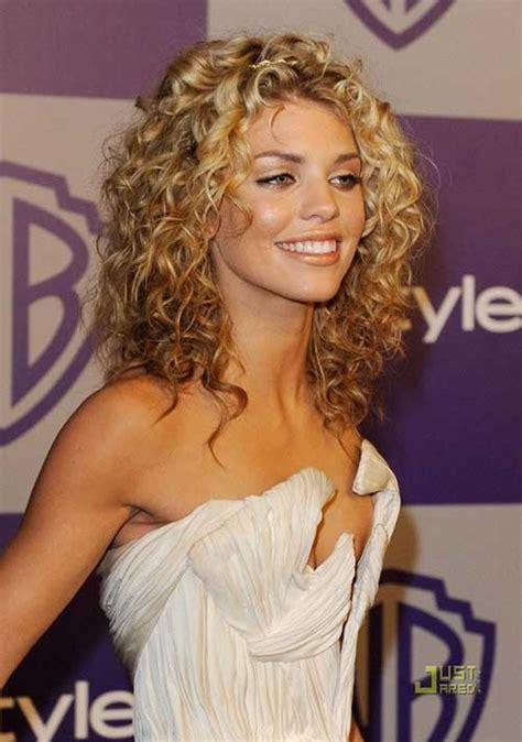 short curly perm styles picture dirty blonde very curly perm hairstyles for medium length hair hairstyles