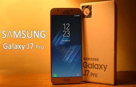 Samsung J7 Galaxy Pro samsung galaxy j7 pro with android nougat listed on usa
