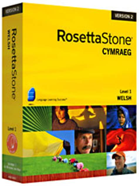 rosetta stone welsh rosetta stone welsh language course