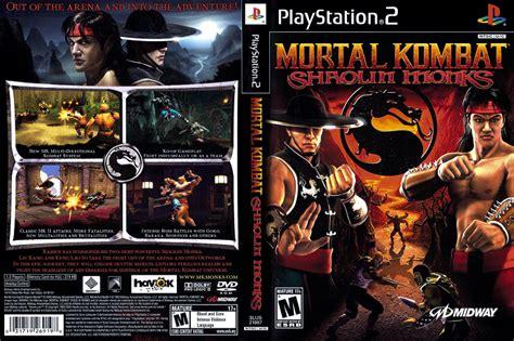 emuparadise mortal kombat shaolin monks mortal kombat confira os 10 melhores jogos da franquia