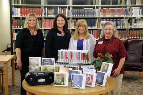 Donate Mba Books by Local Residents Donate Audio Books To Garnett Library