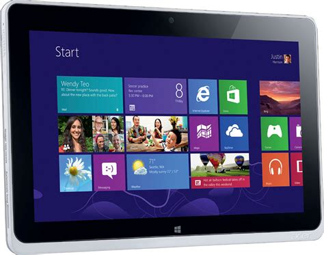 Harga Acer Windows 8 harga jual acer iconia w510 pc tablet dengan windows 8