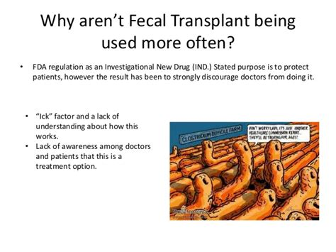 Stool Transplant C Diff by Fecal Transplants For Treatment Of Clostridium Difficile