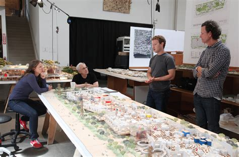 Facebook New Cus Frank Gehry Arch2o Com