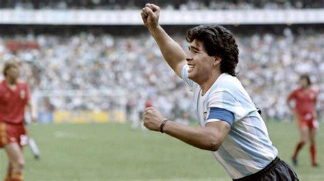 Diego Maradona The Rise And Fall Of Maradona The Daily