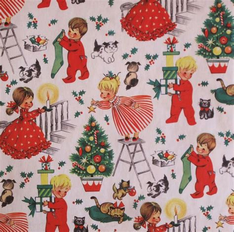 free printable vintage wrapping paper 1167 best miniature holiday projects printines images on