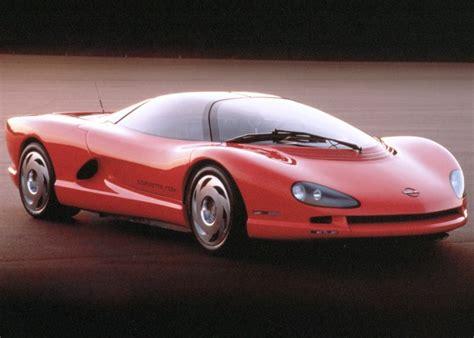 corvette indy concept mid engine corvette 1986 corvette indy concept gm authority