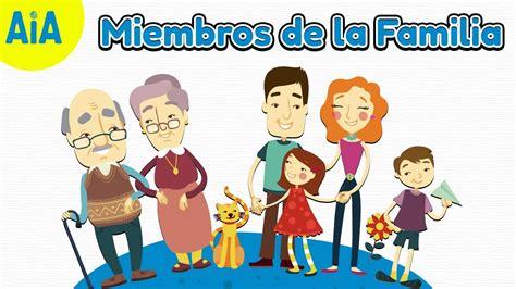 imagenes de la familia en ingles miembros de la familia en ingl 233 s aprender ingles