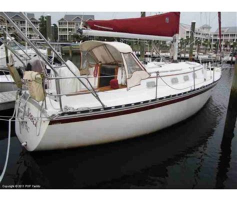 boats for sale in holden beach nc 1988 33 foot caliber yachts sloop sailboat for sale in