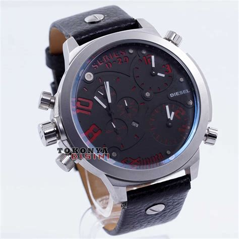 Harga Jam Tangan Merk Invicta termurah diesel watches d 29 series time silver