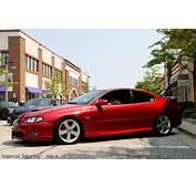 Red Pontiac GTO  BenLevycom