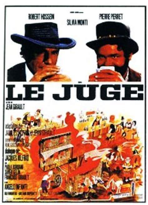 film cowboy comique le juge