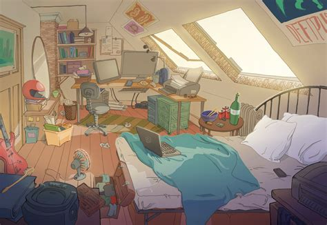 shelly chen illustration rays room merry christmas pplhere