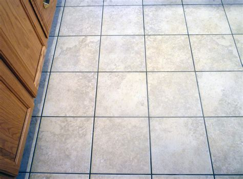 Kitchen Floor Tile And Grout by All For A New Dishwasher New Kitchen Floor And Lights