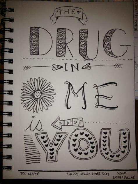 tattoo vire lyrics falling in reverse lyric drawings