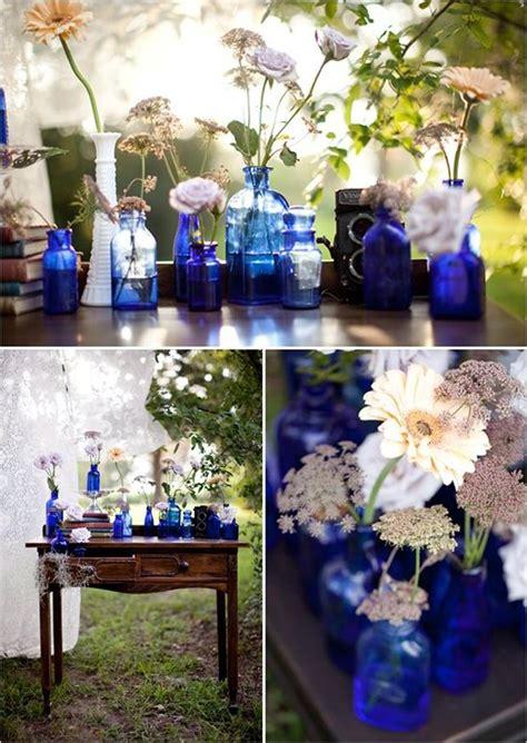 cobalt blue wedding ideas