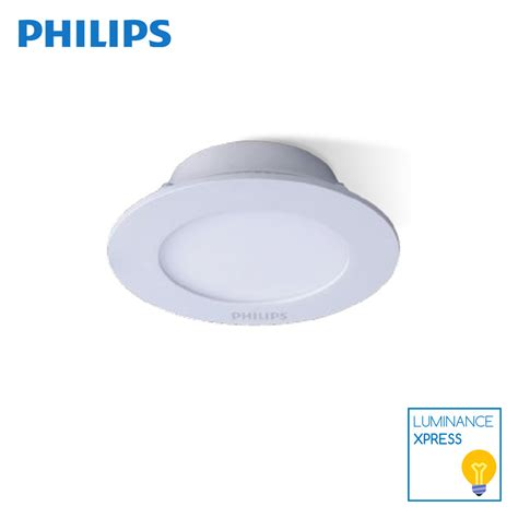 Philips Downlight Led Dn024b 5 11w philips essential smartbright led downlight 5 inch 11w luminancexpress
