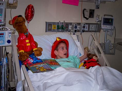hospital visits ronald mcdonald house of winston salem
