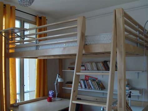 Lit Mezzanine En Bois 2 Places by Lit Mezzanine 2 Places Id 233 Ale Dans Une Chambre