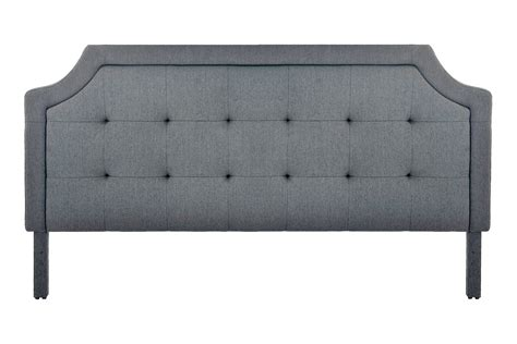 Square Tufted Headboard by Malouf Debuts New Headboard Line At High Point Market