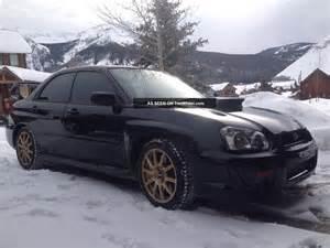 Subaru 2004 Sti 2004 Subaru Sti
