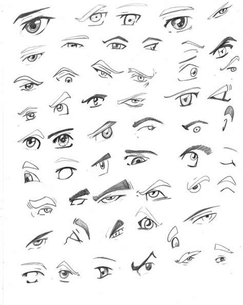imagenes ojos anime ojitos de anime imagui