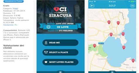 ufficio urbanistica siracusa app turistiche che funzionano ecco city index siracusa