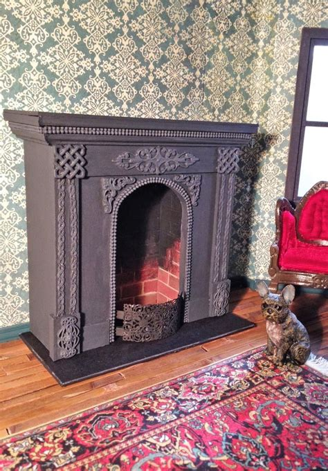 dolls house fireplace 83 best images about dolls house how to stairs
