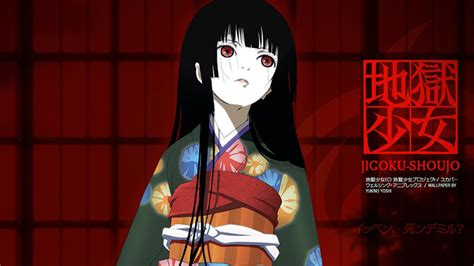 hell girl tv anime news network more details about upcoming hell girl series revealed