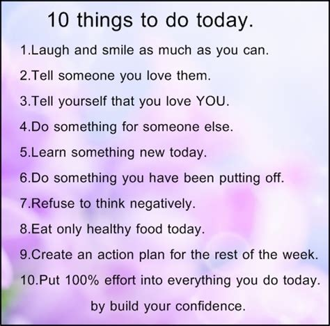 Things To Do For Healthy by Daily Inspiration Transform Your With Tony T Robinson