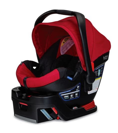how is an infant car seat for britax b safe 35 infant car seat