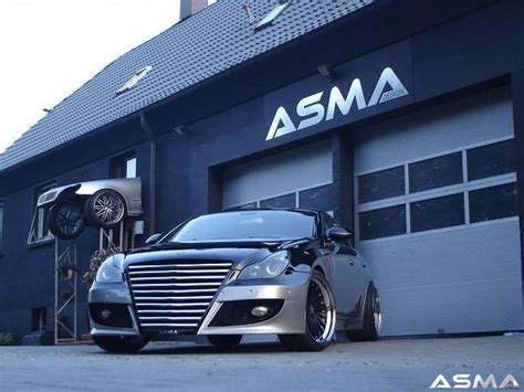10615 Asma Black Set 2 In 1 asma mercedes cls shark ii
