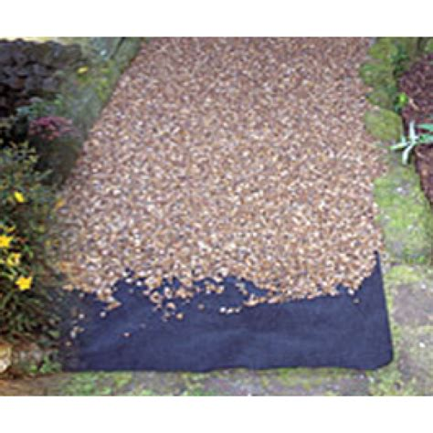 Landscape Fabric Vs Mulch Tdp50 1x14mtr Landscape Fabric Roll