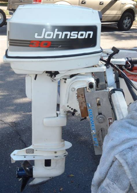 30 hp boat motors for sale 30 hp johnson long shaft outboard boat motor for sale