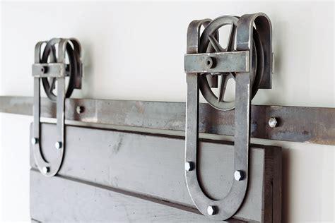 Vih 1 Industrial Barn Door Hardware