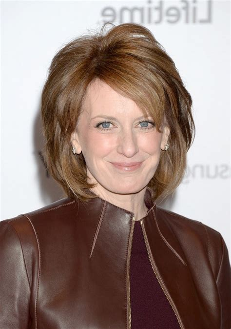 over 50 womens hair cut with layers anne sweeney layered haircut for women over 50 styles weekly