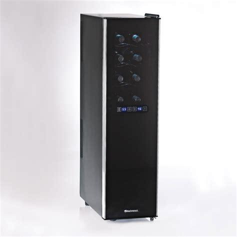 wine refrigerator slimline touchscreen wine refrigerator the green