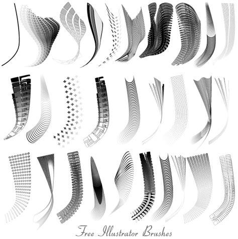 ai pattern brush download spanner illustrator brushes download free vector art