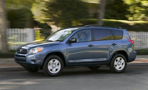 2008 Toyota Rav4 Car And Driver