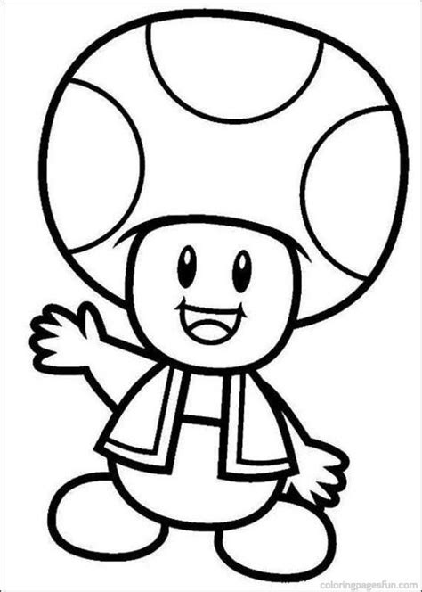 mario mushroom coloring pages mushroom kingdom 14 mario coloring pages print color craft
