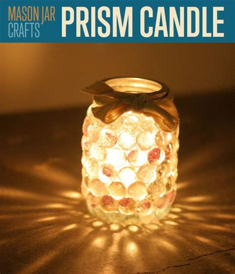 diy candle crafts 40 jar crafts ideas to make sell