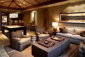 wohnzimmer holz ideen f 252 r hawaiische dekoration