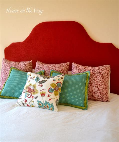 diy fabric covered headboard diy fabric covered king size headboard hometalk
