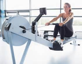 rowing machine workout rowing machine interval workout popsugar fitness