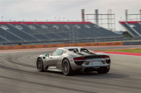 Porsche 918 Hybrid by 2015 Porsche 918 Spyder In Hybrid Supercar Driven