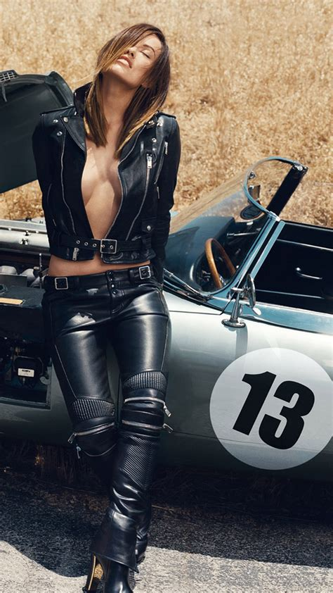 olivia wilde hot car photoshoot  pure