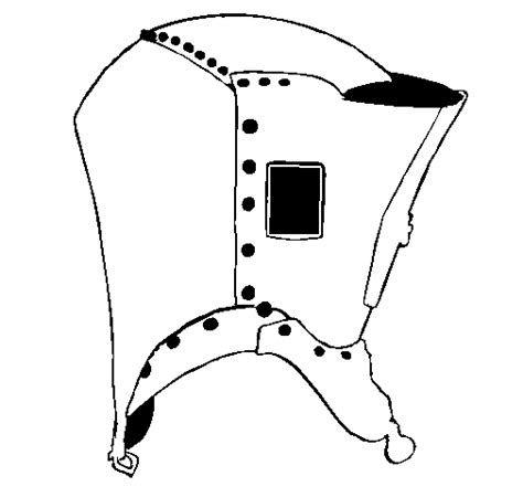 knight helmet coloring page knight s helmet coloring page coloringcrew com